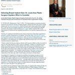 breast augmentation, plastic surgeon, breast implants, Dr. Jeffrey Copeland